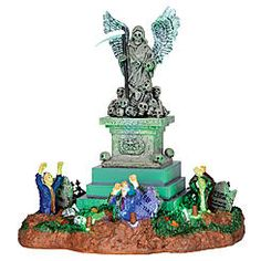 Lemax Spooky Town Collection Angel Of Death