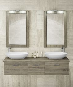 Bardolino Oak Linear Bathroom Furniture Shows Urban Chic At Its Best Bringing A Calm And Warm Quality To This