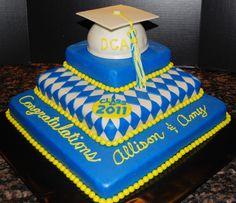 High School Graduation Cakes | High School / Grad