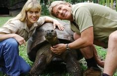 Steve Irwin (February 22, 1962 –  September 4, 2006) Age: 44
