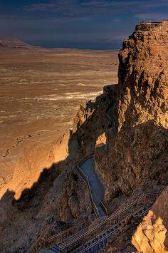 King Herod's Northern palace - Masada #9