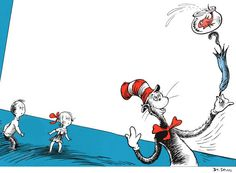 Dr. Seuss background