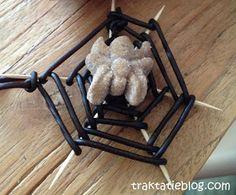 Kindertraktaties: Spinnenweb