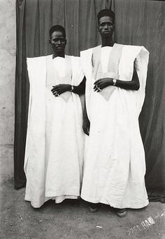 Repost via Portrait by the artist Seydou Keita, Bamako, Mali Courtesy of African Life, African Men, African Culture, African History, Seydou Keita, Afro, Afrique Art, Vintage Black Glamour, Two Men