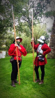 Premier tour de garde Alerion Medieval
