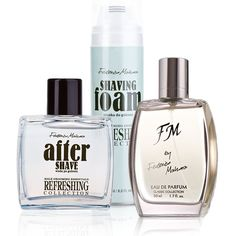 FM Group Weihnachten Set WS5 - 052 Herrenparfum After Shave Rasierschaum