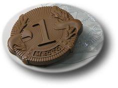 Форма для шоколада Медаль 1 место