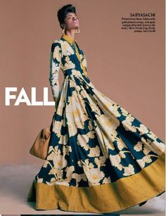 @Sabyasachi Ghoshal the print on this dress made #FASHWEDS 'Ooooooh' out loud - added to our want-list