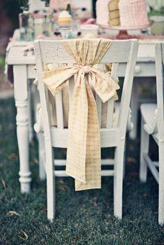Faça você mesmo a decoração do casamento