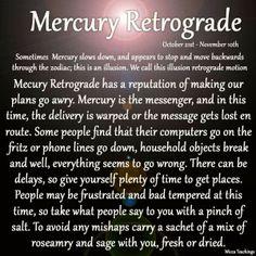 32 Best Mercury Retrograde images in 2019 | Astrology numerology