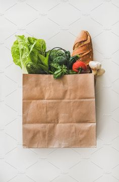 Online grocery healthy food shopping