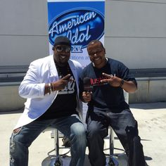 HustleTV Talks With Chris Bolton American Idol Contestant At An Audition...