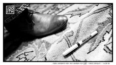 Photo 226 of 365  Isaac Hanson's Foot and HANSON Pen 2010 - Fools Banquet - Tulsa OK    This is a random shot of Isaac during a writing session, with a signature HANSON pen lying on the floor. What random HANSON products would you like to see us make?     #Hanson #Hanson20th