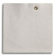 Edelman Leather   Shagreen City Light in White, SH100CL