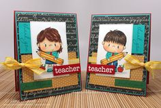 Pollycraft-Teacher-Cards-by-AmyR  with VIDEO