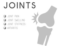 Lyme Disease - Symptoms affecting the joints  www.lymeandthecity.org