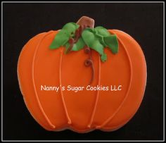 Nanny's Sugar Cookies LLC: Thanksgiving