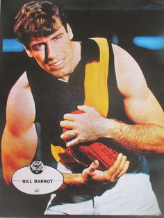 Champion Bill Barrot