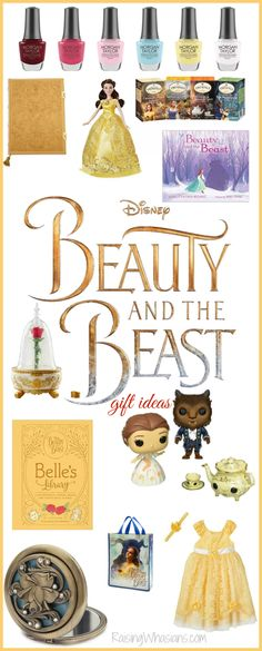 Best Beauty and the Beast Gift Ideas for Your Little Belle #BeOurGuestEvent - Raising Whasians