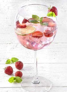 Strawberry Gin   Colruyt