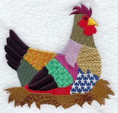 Lots of (machine) embroidery/applique designs here! Sewing Appliques, Applique Patterns, Applique Designs, Machine Embroidery Designs, Quilt Patterns, Embroidered Quilts, Applique Quilts, Embroidery Applique, Patchwork Quilting