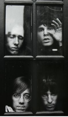 The Doors | shot by Joel Brodsky. New York, 1967.  Come on baby light my fire...
