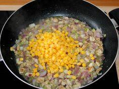 Csirkés burgonyakoszorú recept lépés 4 foto