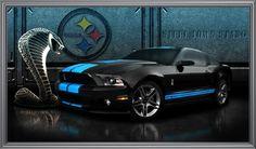 Mustang Shelby Cobra SVT