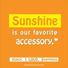 Sunshine and smiles. #BeachLoveHappiness #SunnyDays #Sunshine