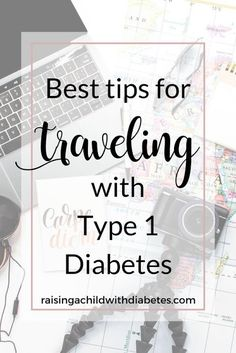 Traveling on an airplane with a child who has type 1 Diabetes can be a scary thought. Are you ready to travel with a child with type 1 Diabetes? Diabetes Memes, Diabetes Tipo 1, Type One Diabetes, Cure Diabetes, Diabetes Recipes, Diabetic Meals, Diabetes Care, Diabetes Supplies, Diabetes Awareness