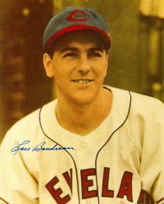 On July 14, 1946 Cleveland Indians player/manager Lou Boudreau smacked four doubles and a home run in the first game of a double-header but still lost to the Red Sox 11-10.  Some BoSox stiff named Ted Williams had 3 homers and 8 ribbies in that game.