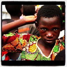 Young girl - Ghana