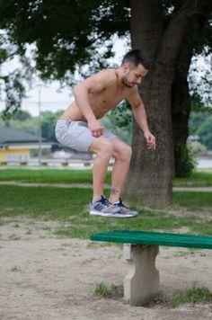 Outdoor Jump :))
