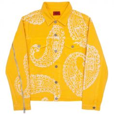 DJ Snake A Different Way Jacket is Now Available in Our Online Store!! Celebrity Outfits, Paisley Print, Different, Shirt Style, Rapper, Snake, Dj, Singer