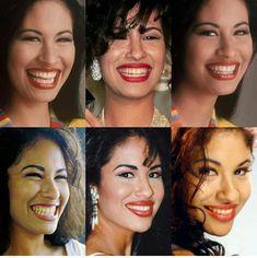 Selena's smile brightens the room 😍 Selena Quintanilla Perez, Selena And Chris, Selena Selena, Mom Film, Selena Mexican, Best Party Songs, Mundo Musical, Jackson, Latina Girls