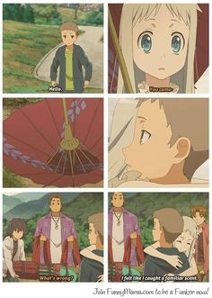 Anohana - Menma and her brother *sobs*