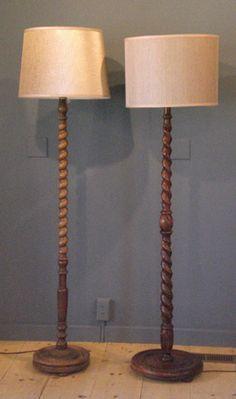 The rachel ashwell shabby chic couture barley twist floor lamp barley twist floor lamp antique barley twist floor lamp item code lt202ubt aloadofball Choice Image