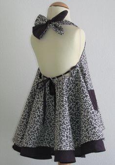 Robe d'été de Grace patron de couture facile de par FunSewingLab