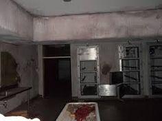 Abandoned Kempton Park Hospital - The mortuary and autopsy room Johnny The Homicidal Maniac, Kempton Park, Abandoned Hospital, Room, Inspiration, Home Decor, South Africa, Sick, Weird