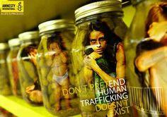 Si les gens d'Amnesty International se souciaient réellement de mettre fin à la traite des êtres humains, ils voudraient mettre fin à la demande par ELIZABETH PICKETT sur le site FeministCurrent.co…