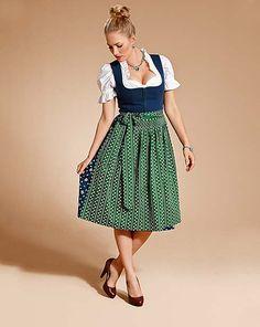 Der Look für die Wiesn! Dirndl & Co. - nur online bei Tchibo