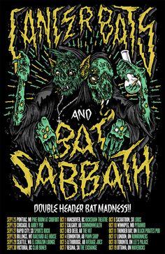 Cancer Bats and Bat Sabbath