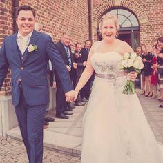 Dress: ladybird  Suit: Tailor made suits - Antwerp