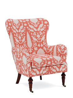 Olympic Upholstered Accent Chair