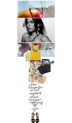"""""""Nothing To Fix."""" by mademoiselle-lexie ❤ liked on Polyvore"""
