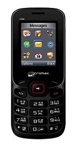 Micromax X088 Black+Red For Rs. 809/- From Snapdeal
