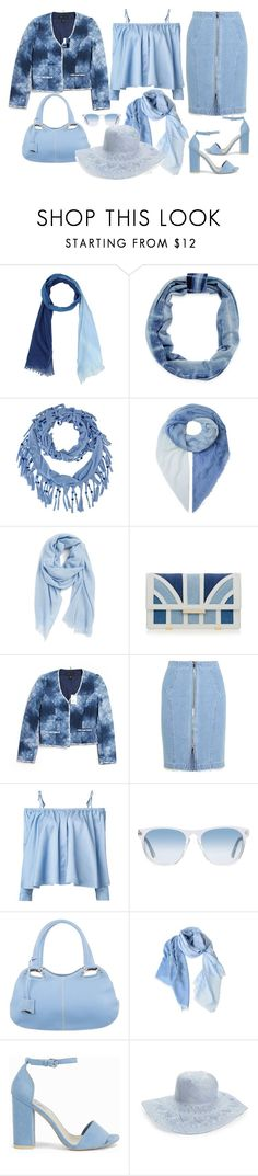 """""""Untitled #372"""" by christy-leigh-1 ❤ liked on Polyvore featuring Blue Blue Japan, Carole, Alexander McQueen, Nordstrom, Aperlaï, MNG by Mango, Steve J & Yoni P, Sandy Liang, Oliver Peoples and Tod's"""