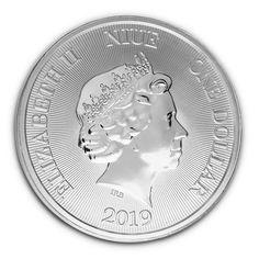 Buy the Original New Zealand HMS Bounty: 1 Oz Silver Coin | Money Metals® Hms Bounty, Silver Coins For Sale, 1 Oz, Metals, New Zealand, Money, Personalized Items, The Originals, Stuff To Buy