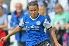 2. Frauen-Bundesliga: Bei Arminias 3:0 über Mitaufsteiger Bramfeld alle Tore erzielt +++ Grünheid krönt ihr 100. Zweitligaspiel