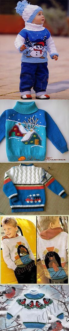 New knitting baby cardigan pattern boys Ideas Crochet For Boys, Knitting For Kids, Baby Knitting Patterns, Baby Patterns, Knitting Projects, Crochet Baby, Knit Crochet, Knitted Baby, Fair Isle Knitting
